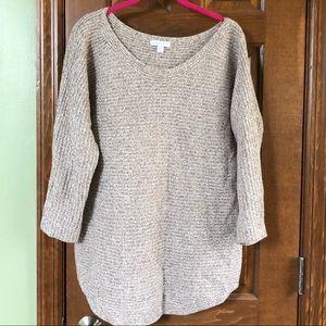 New York & Company Boat-Neck Sweater